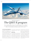 Latitudes Magazine Article-QSST'X' Jan 2014